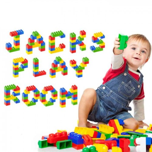 Lego Letters and Numbers