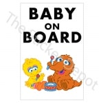 Big-Bird-and-Snuffie-Baby-on-Board