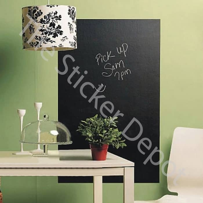 Blackboard / Chalkboard Stickers