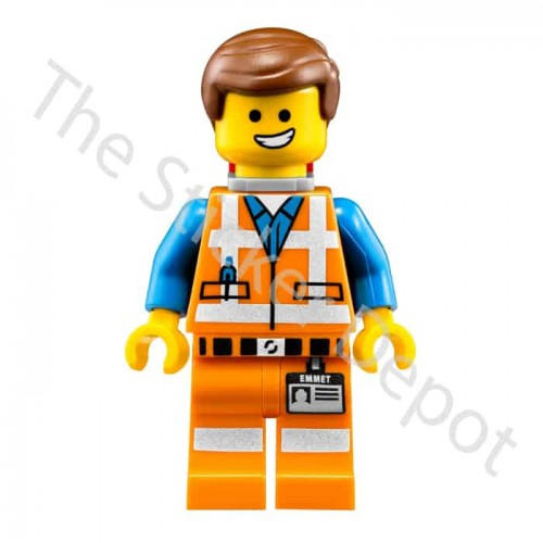 Emmet Lego Minifigures Sticker