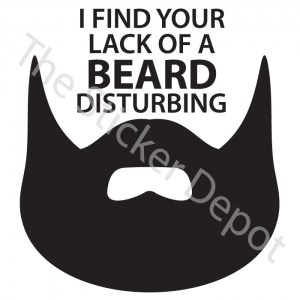I-Find-Your-Lack-of-a-Beard-Disturbing-short