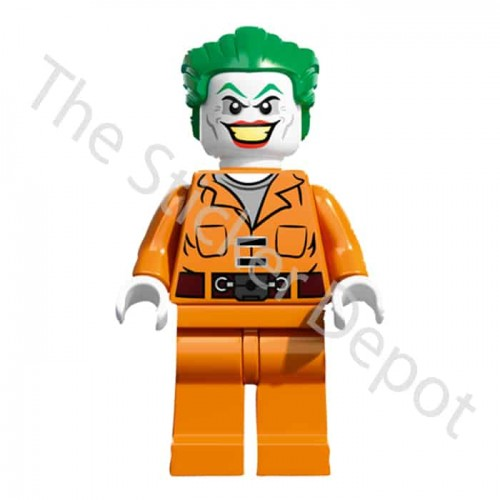 Joker Lego Minifigures Sticker