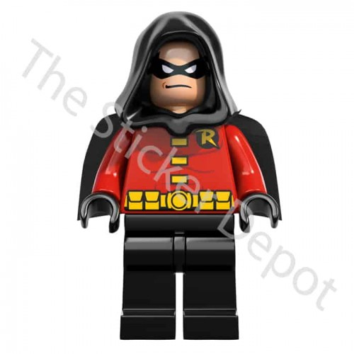 Robin Lego Minifigures Sticker